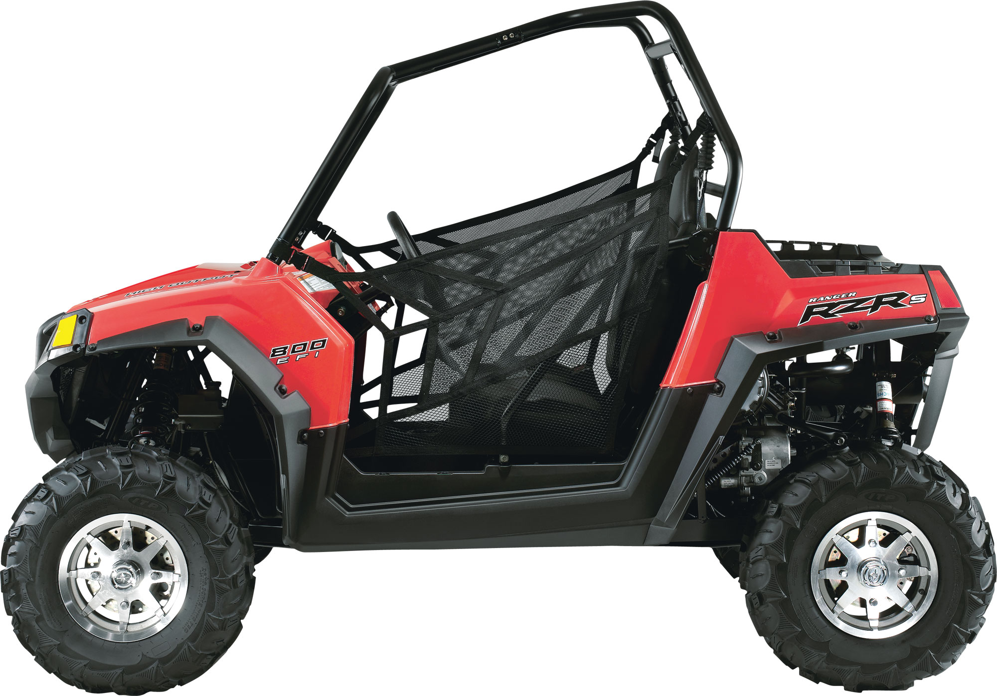 POLARIS RZR S 800 specs - 2011, 2012 - autoevolution