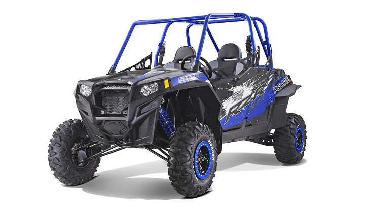 Polaris Rzr Xp 900 Ho Jagged X Edition 2012