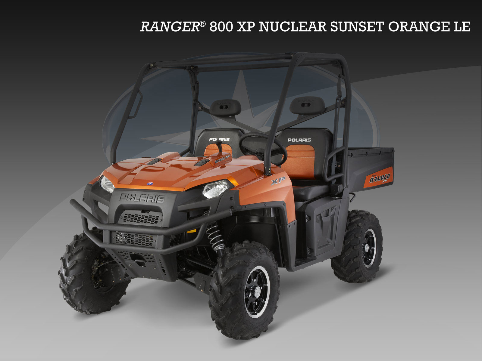 Polaris Ranger 800 Xp Le 2009 2010 Autoevolution