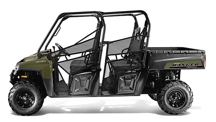 polaris ranger crew diesel specs 2012 2013 autoevolution. Black Bedroom Furniture Sets. Home Design Ideas