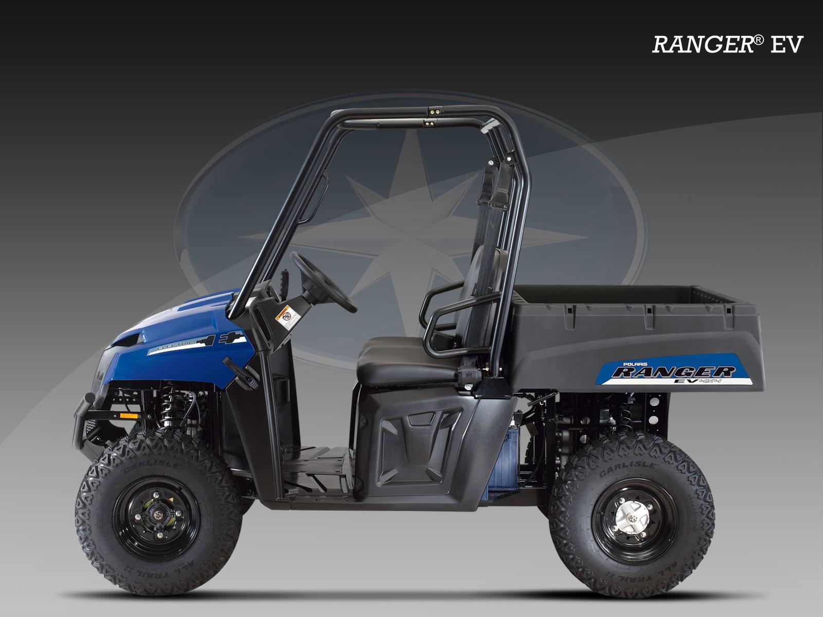 POLARIS Ranger EV specs - 2011, 2012 - autoevolution