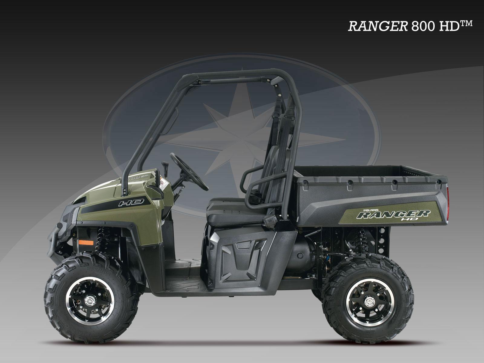 Used Polaris Ranger >> POLARIS Ranger HD 800 specs - 2009, 2010 - autoevolution