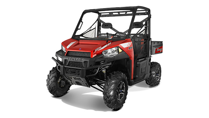 POLARIS Ranger XP 900 specs - 2012, 2013 - autoevolution