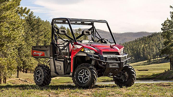 quad polaris ranger 900