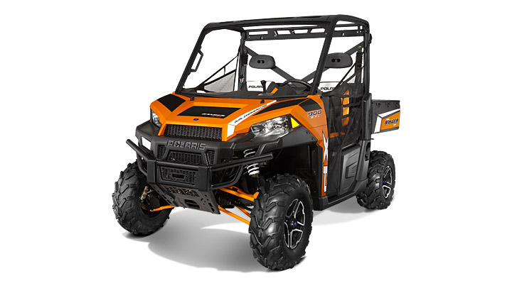POLARIS Ranger XP 900 LE specs - 2012, 2013 - autoevolution