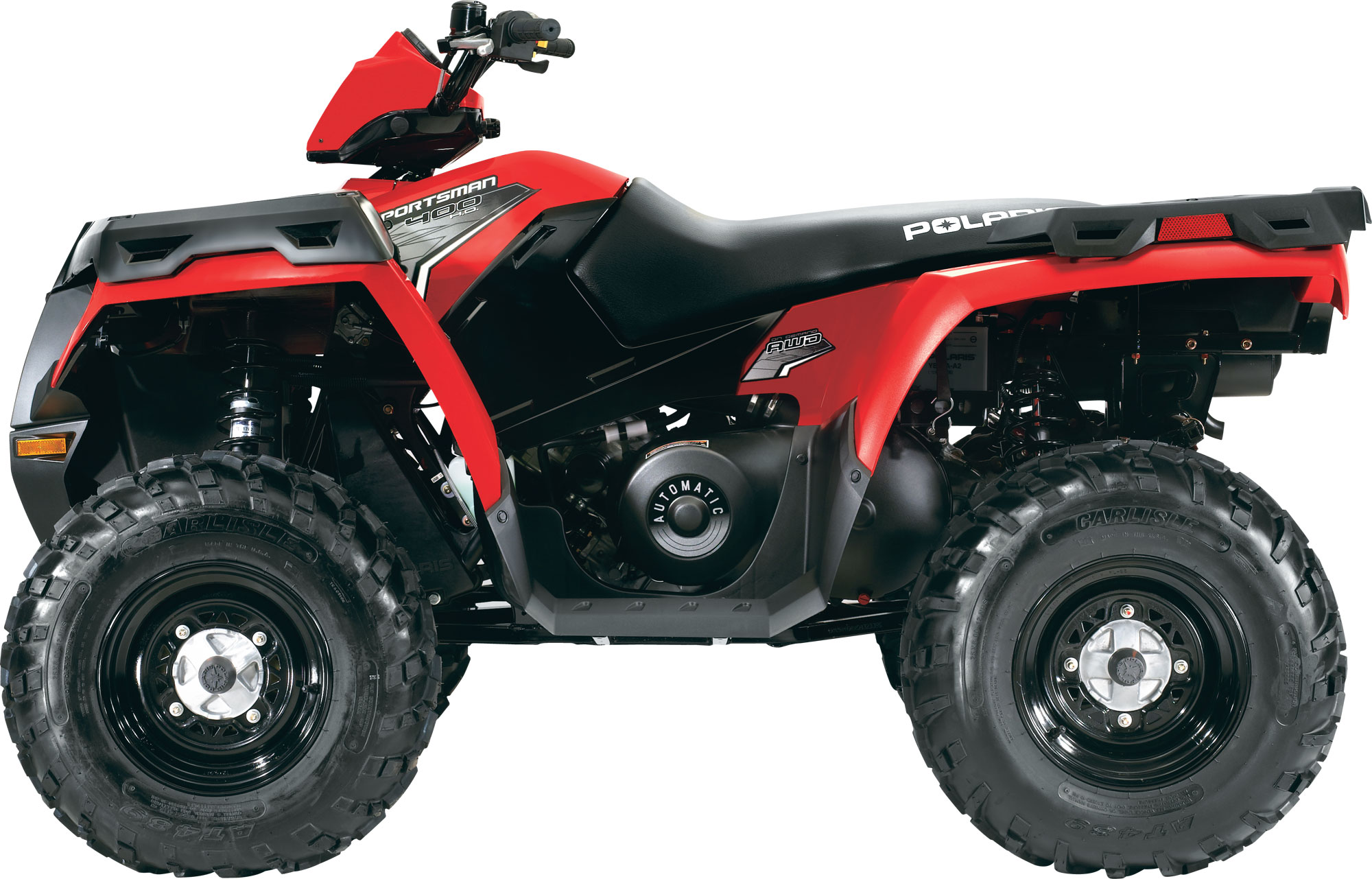POLARIS Sportsman 400 H O  specs - 2011, 2012 - autoevolution