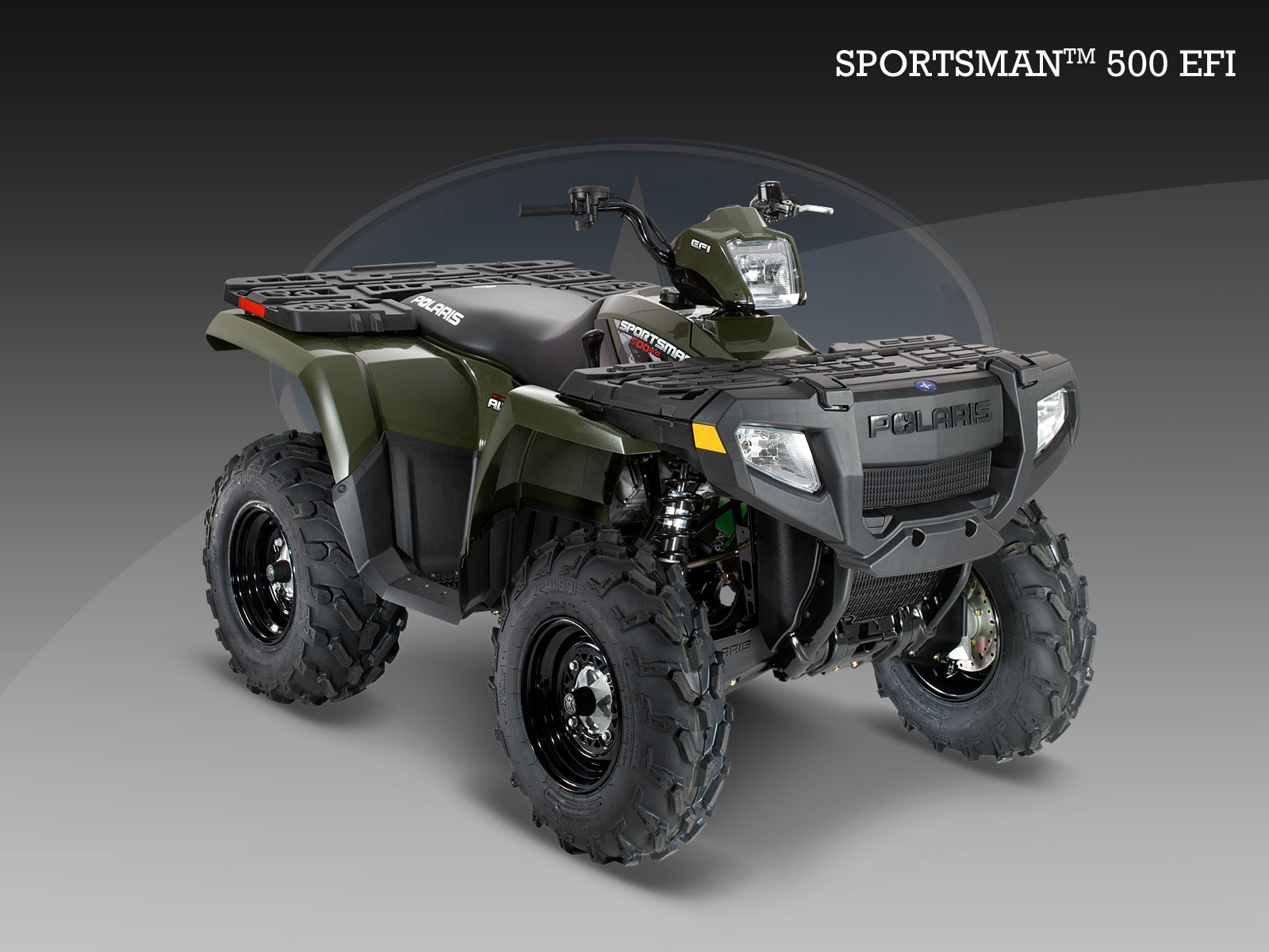 polaris sportsman 500 efi specs 2008 2009 autoevolution. Black Bedroom Furniture Sets. Home Design Ideas