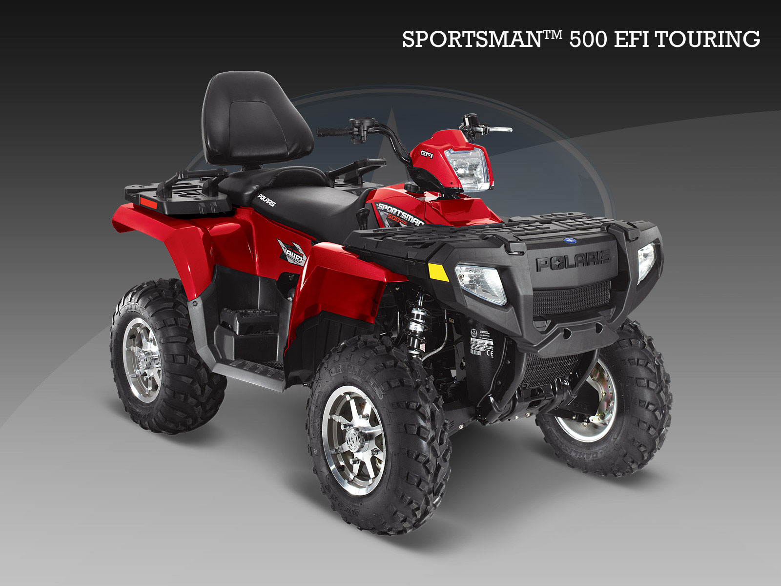polaris sportsman 500 efi touring specs 2008 2009. Black Bedroom Furniture Sets. Home Design Ideas