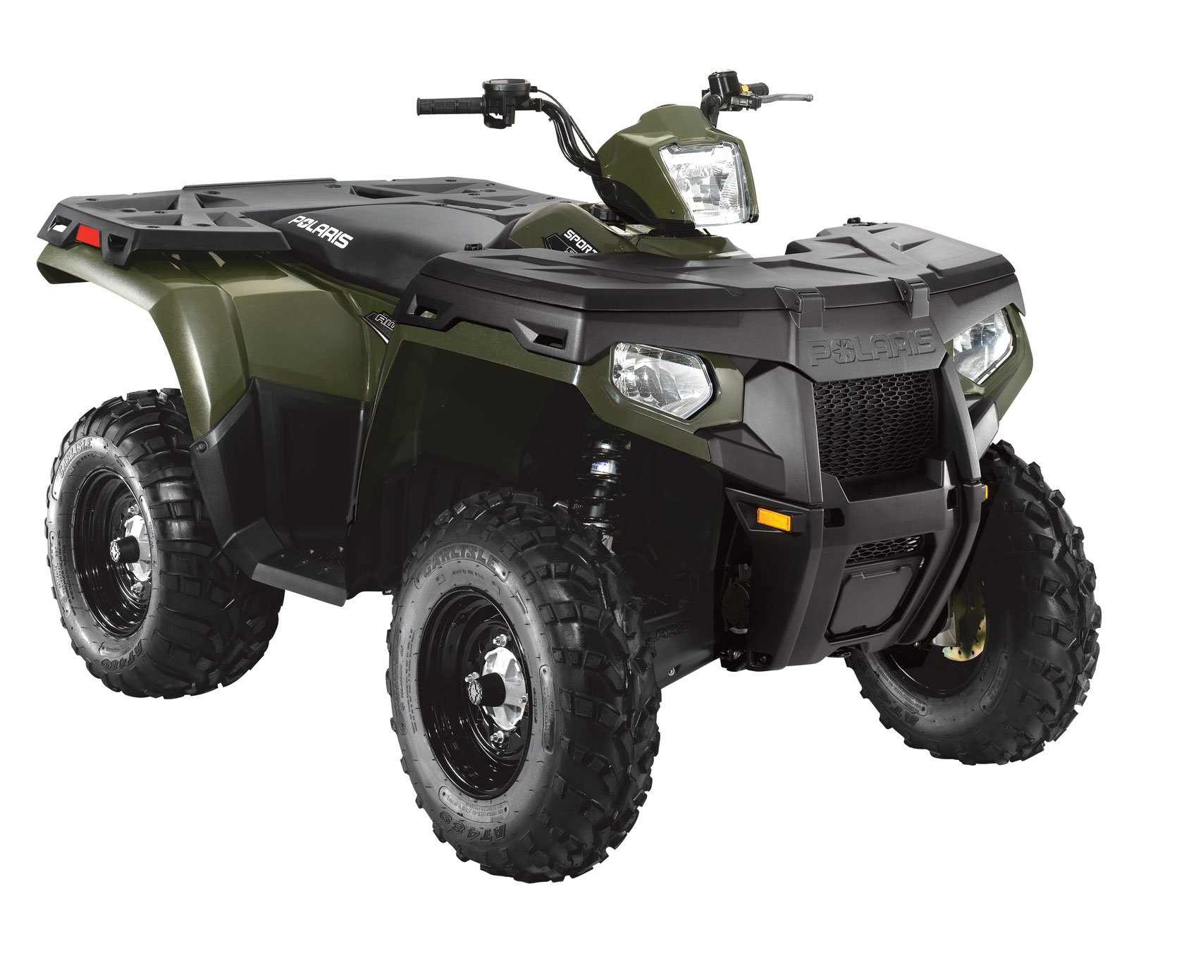 polaris sportsman 500 h o 2010 2011 autoevolution. Black Bedroom Furniture Sets. Home Design Ideas