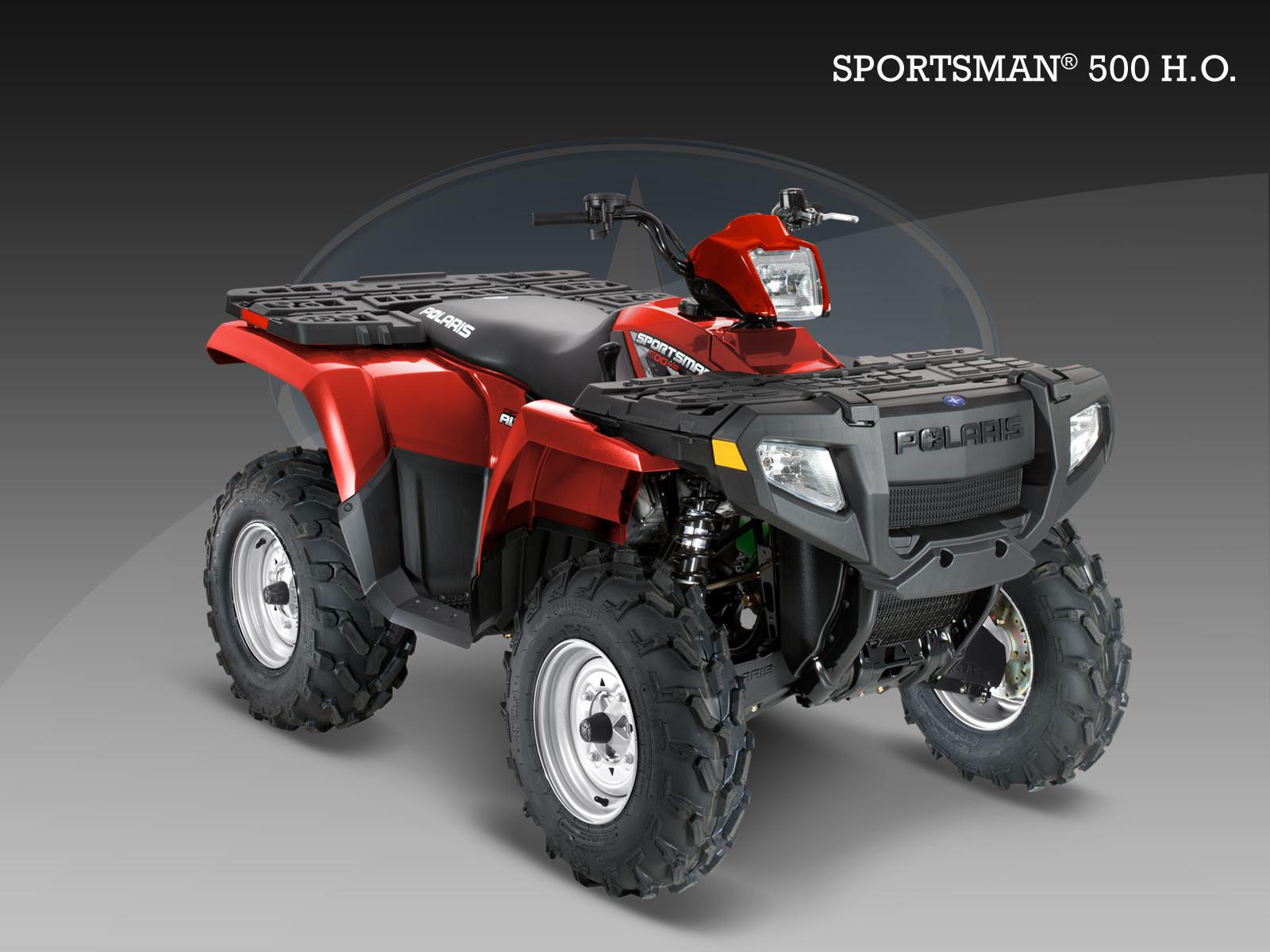 Polaris Slingshot Automatic >> POLARIS Sportsman 500 H.O. specs - 2009, 2010 - autoevolution