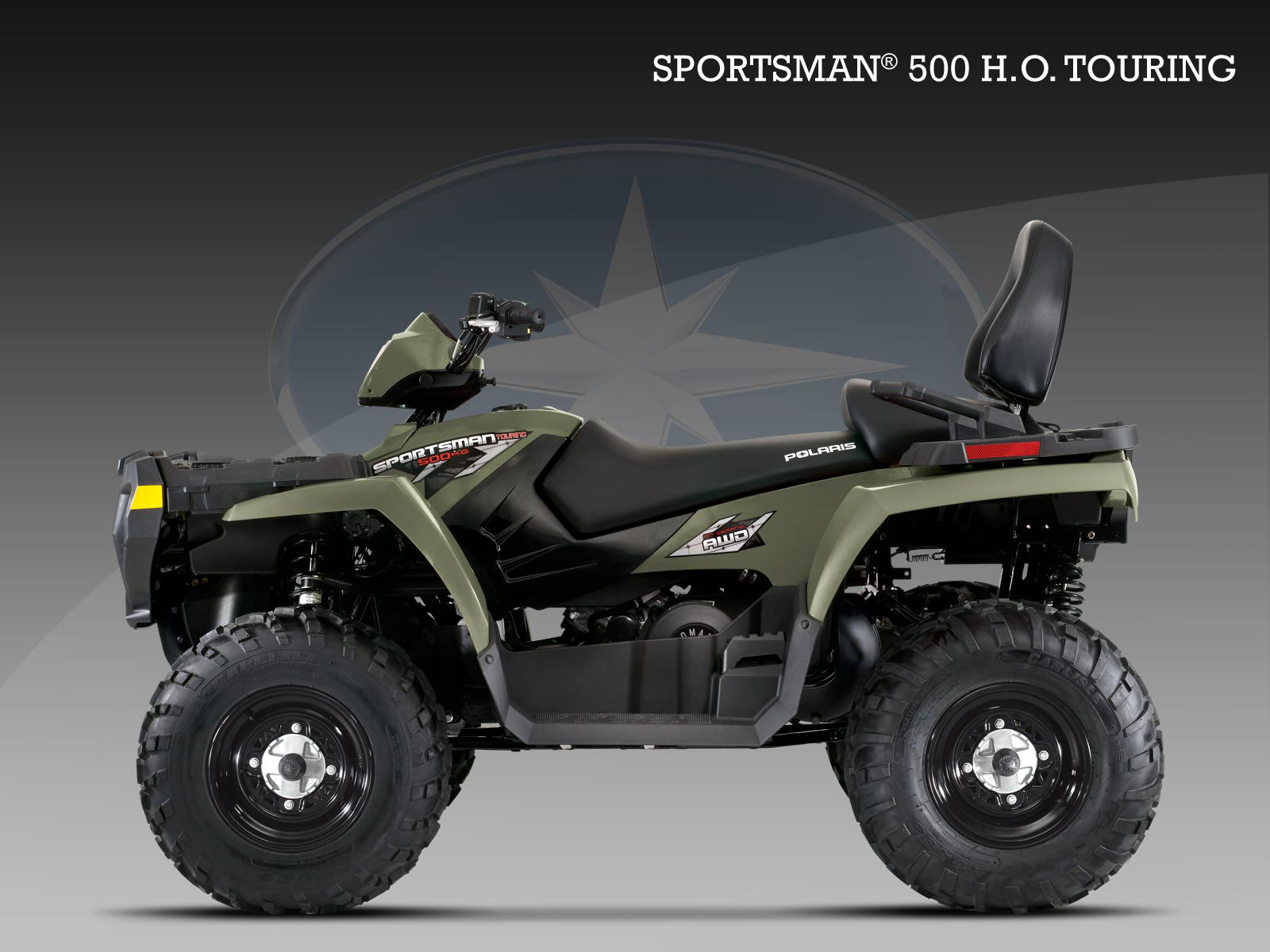 polaris sportsman 500 touring h o specs 2009 2010 autoevolution. Black Bedroom Furniture Sets. Home Design Ideas