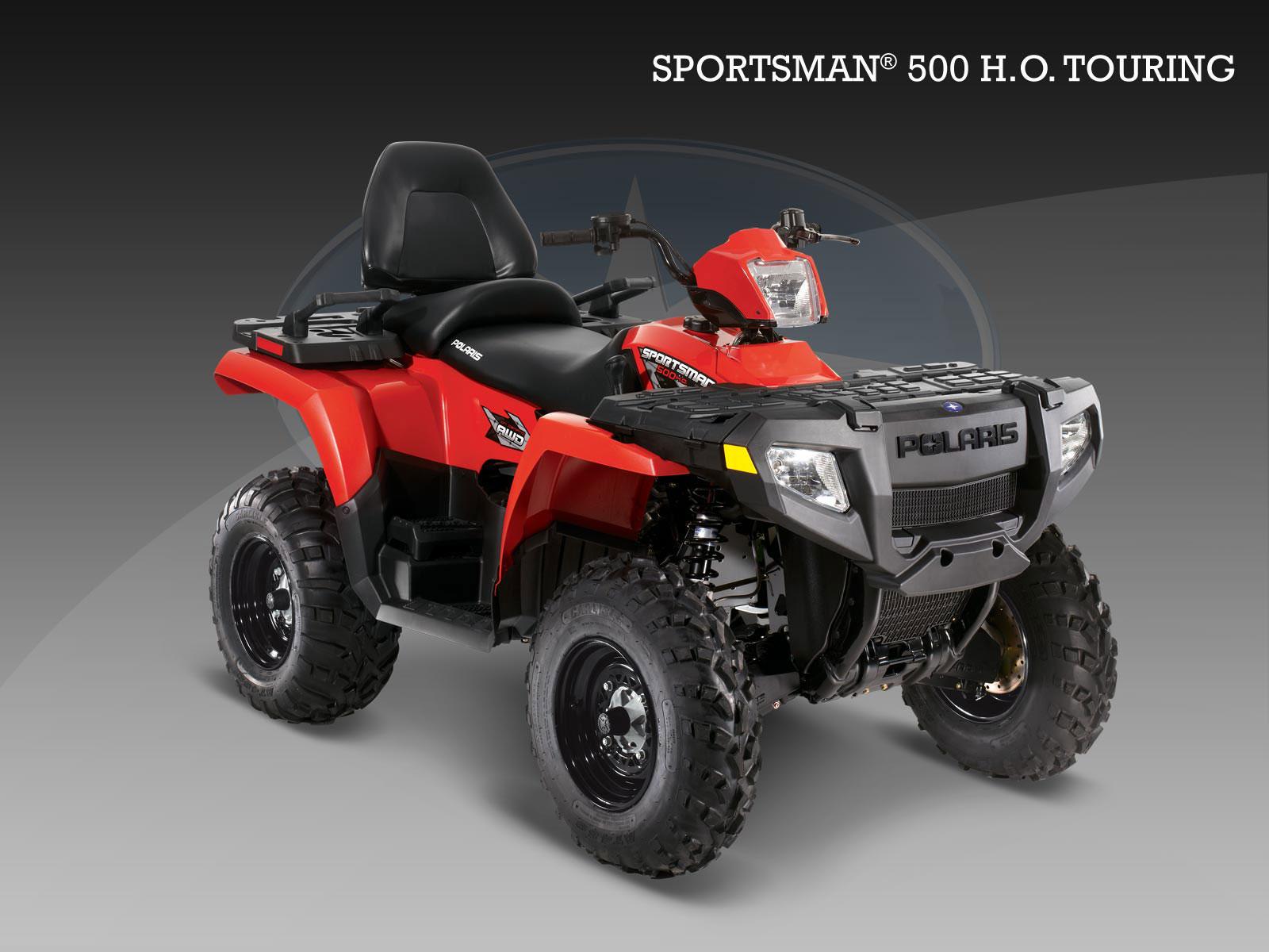 Polaris Sportsman 500 Touring H O Specs 2009 2010