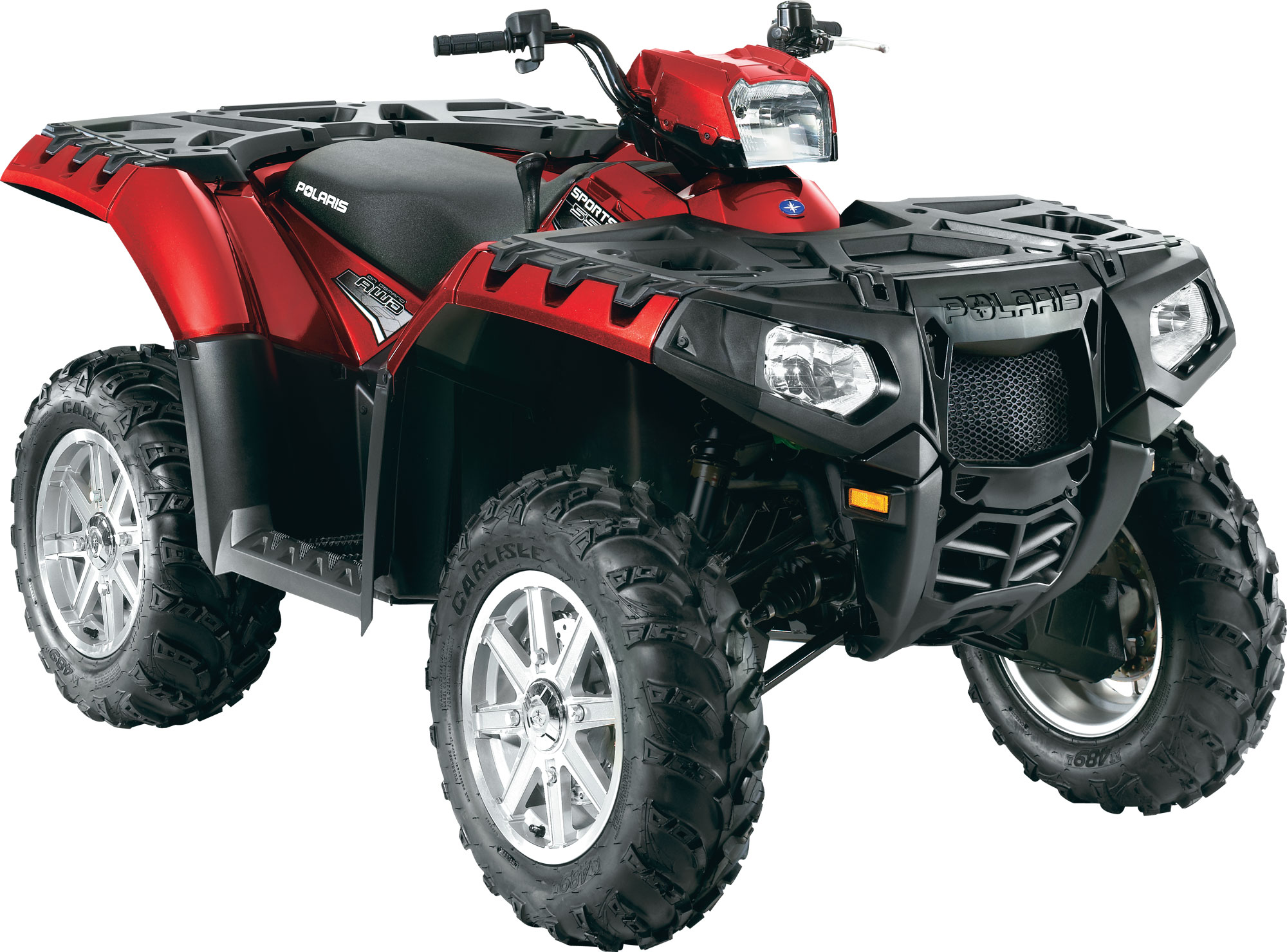 Polaris Sportsman 550 Eps - 2011  2012