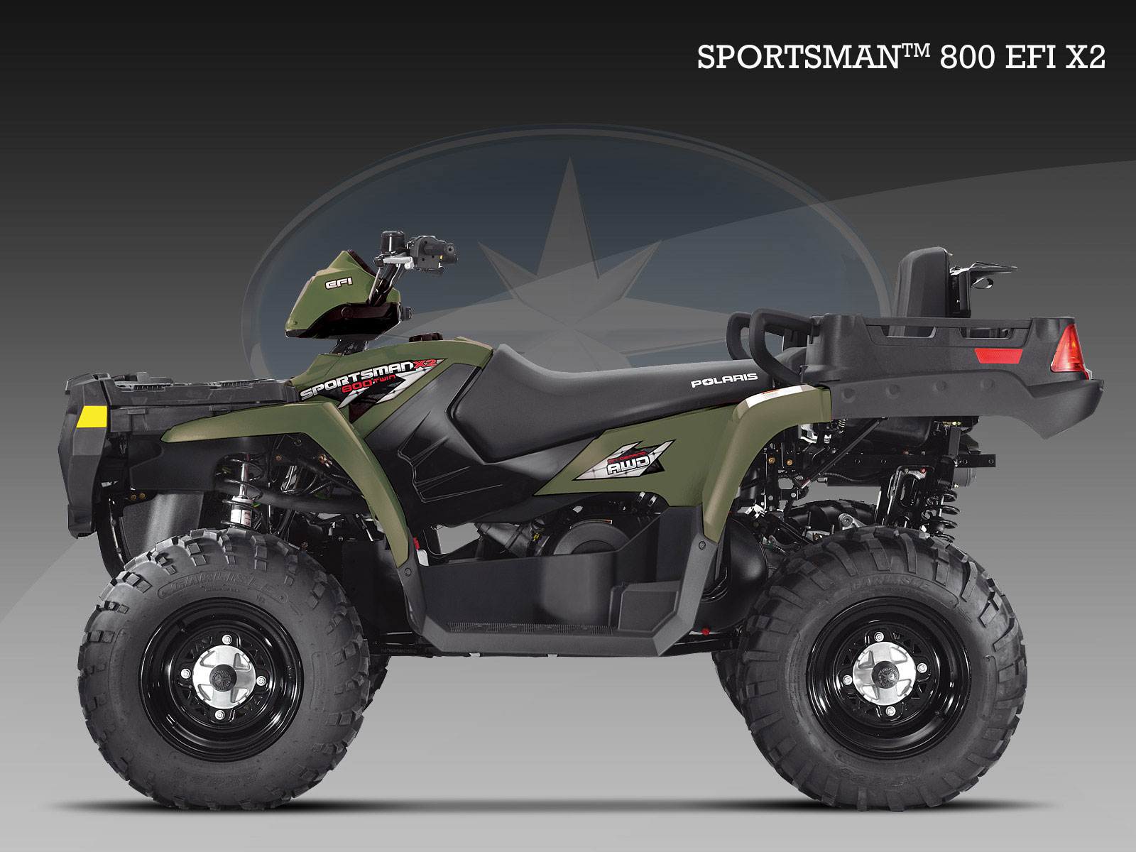 quad polaris sportsman x2 800 efi