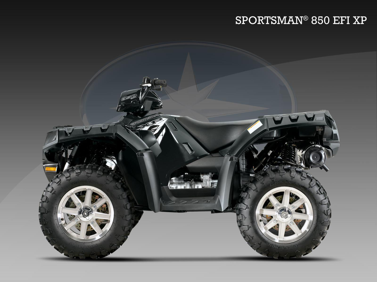 POLARIS Sportsman 850 XP EPS (2009 - 2010) ...
