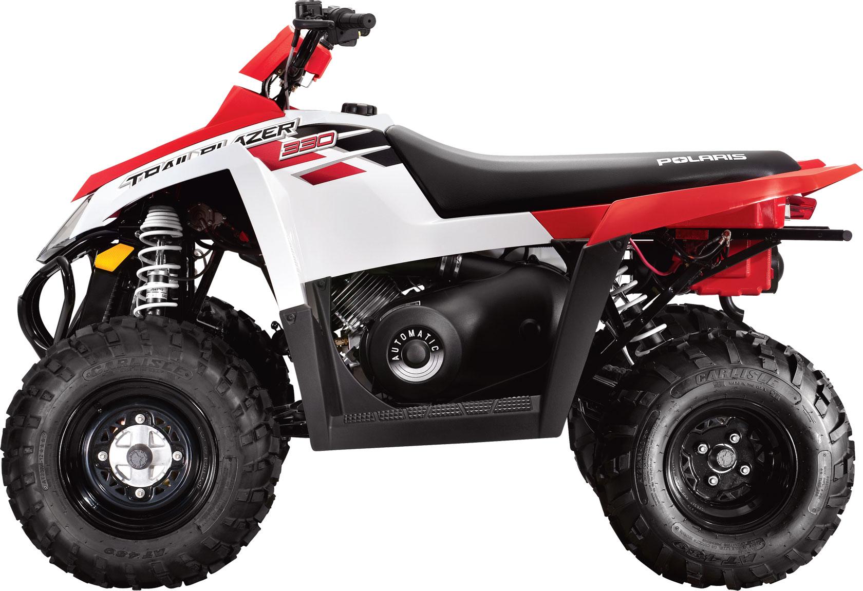 POLARIS Trail Blazer 330 - 2010, 2011 - autoevolution