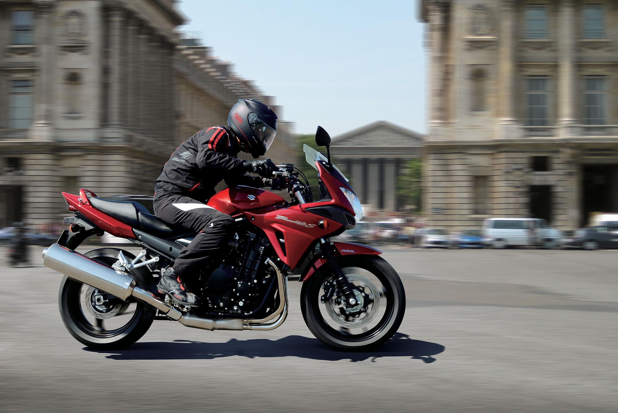 Картинки сузуки бандит мотоциклист