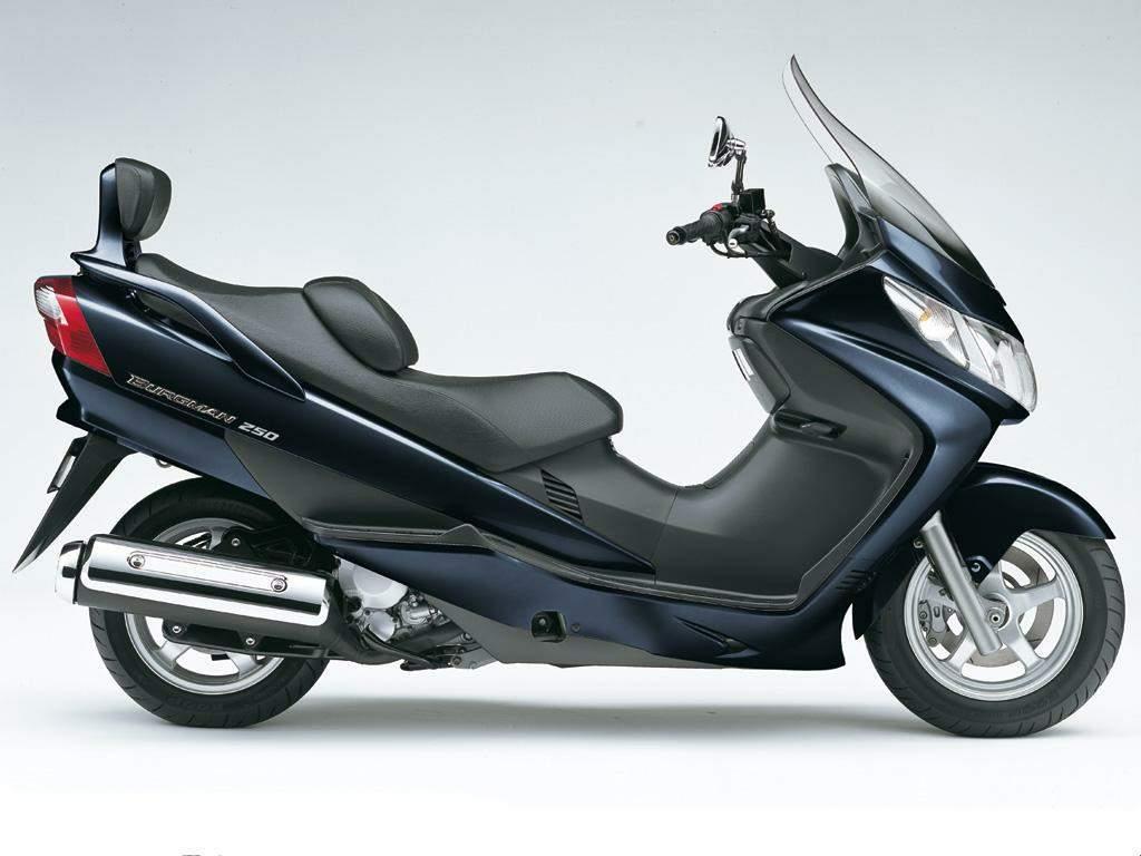Compare Suzuki Burgman Yamaha Majesty