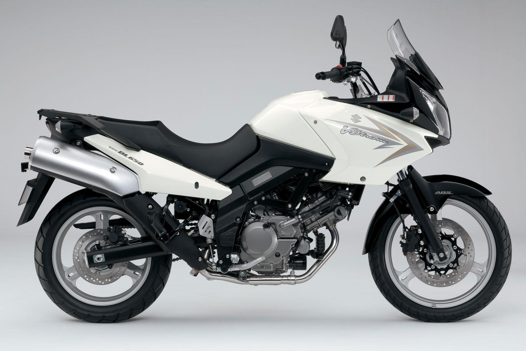 2007 Suzuki V-Strom 650 ABS - Picture 167342   motorcycle