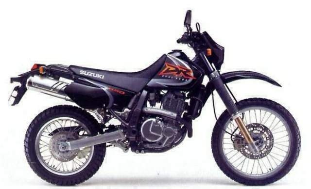 suzuki dr 650 r dakar specs 1990 1991 1992 1993 1994 1995 autoevolution. Black Bedroom Furniture Sets. Home Design Ideas