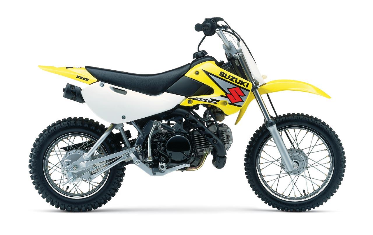 Suzuki  Dirt Bike Horsepower