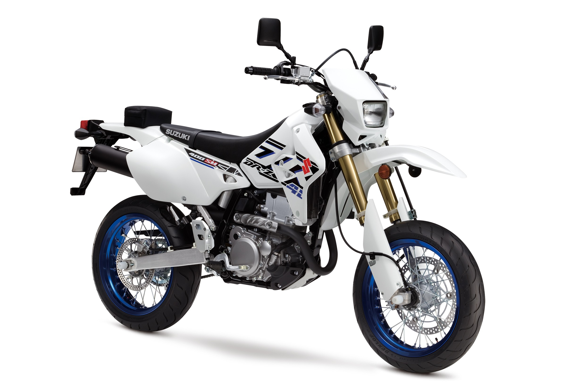 suzuki dr z400sm specs 2017 2018 autoevolution. Black Bedroom Furniture Sets. Home Design Ideas