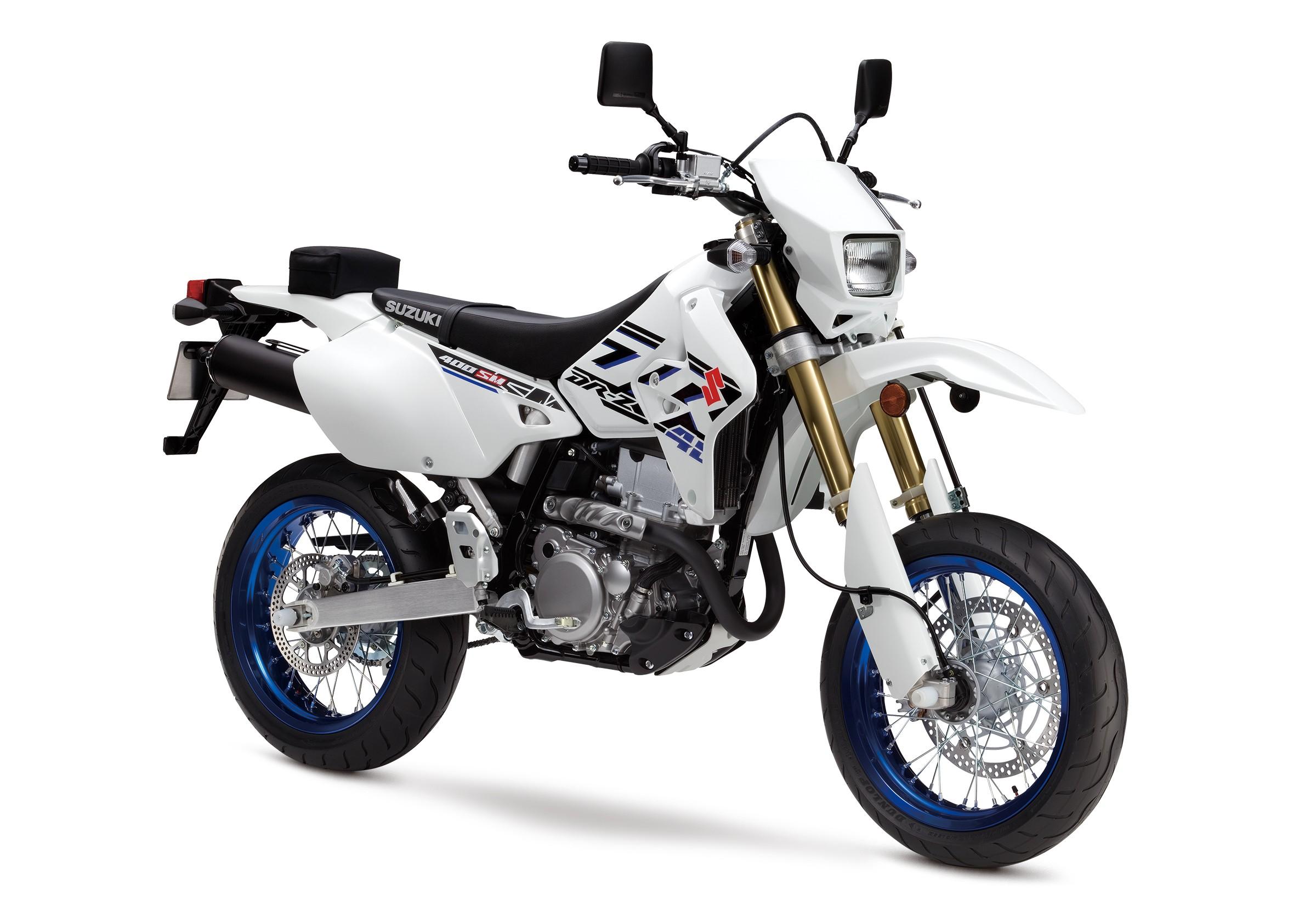Suzuki Drz Review
