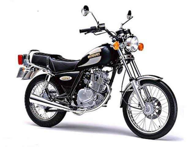 SUZUKI GN125 CUSTOM MOTORCYCLE - 11 REG for Sale in United