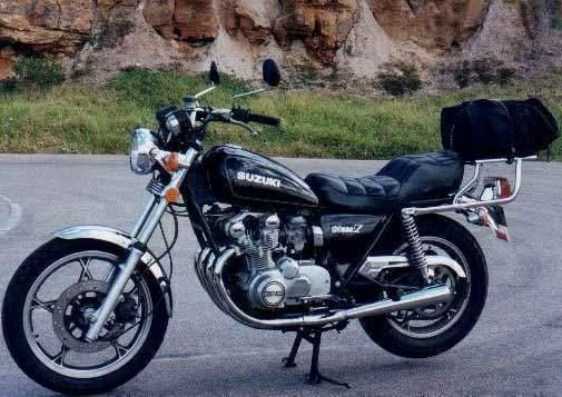 Suzuki Gs L on 1979 Suzuki Gs550