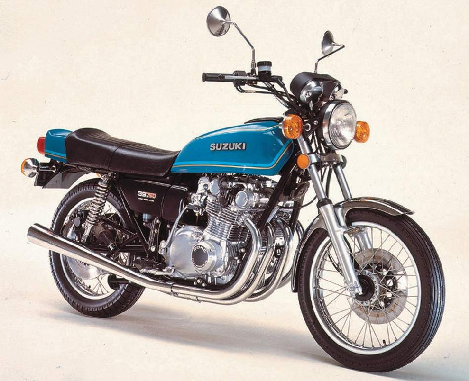 Suzuki Gs on 1977 Suzuki Gs750