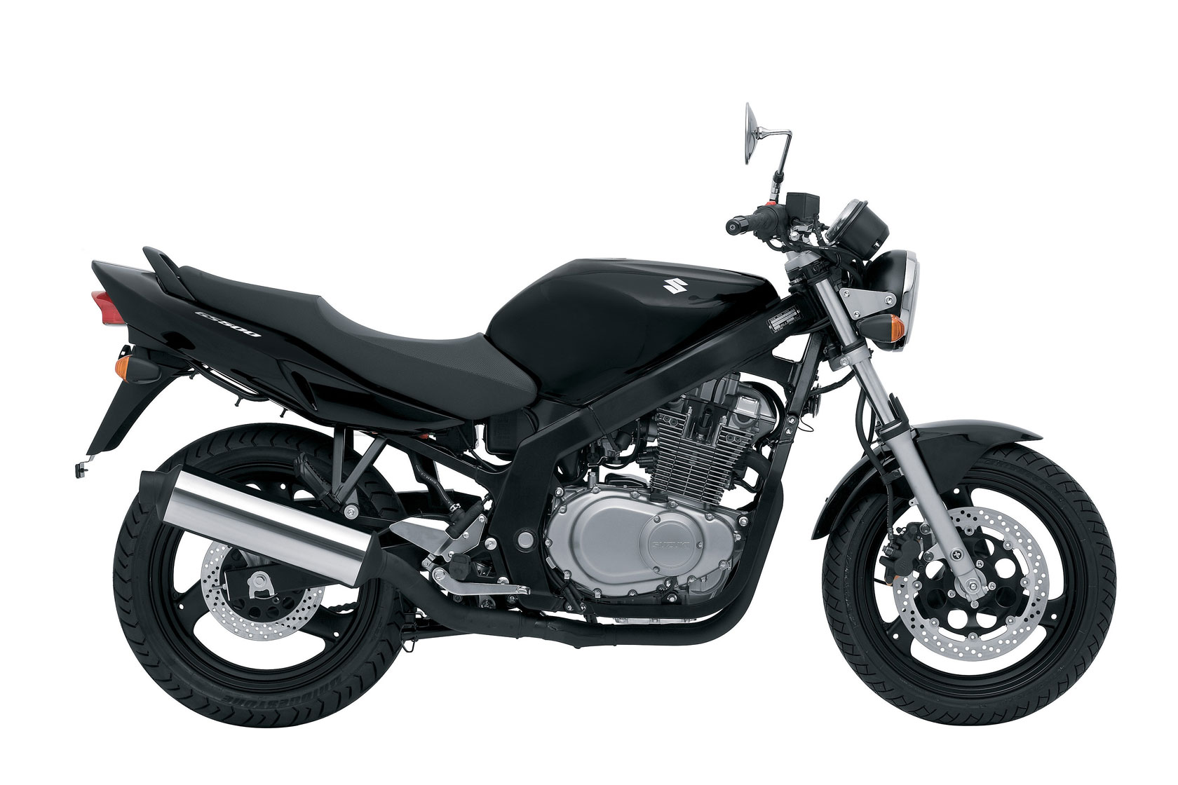 suzuki gs500 specs 2008 2009 autoevolution. Black Bedroom Furniture Sets. Home Design Ideas