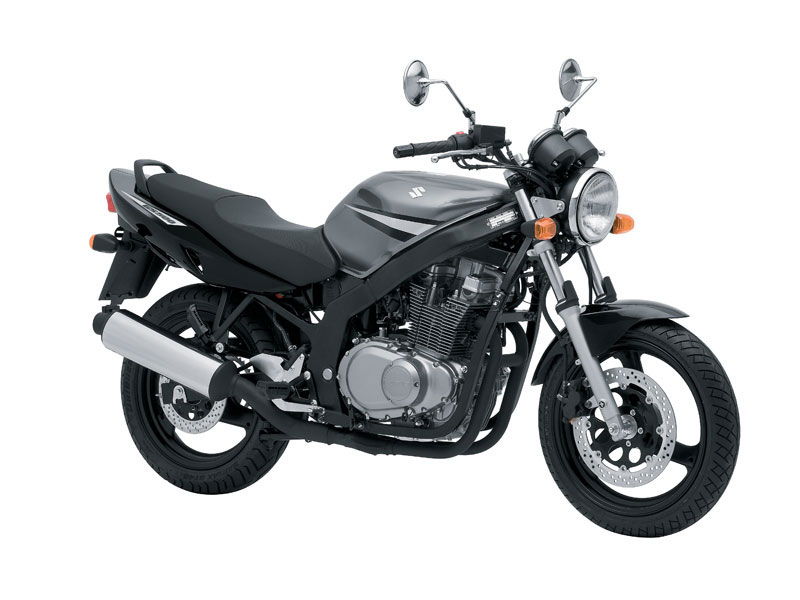 suzuki gs500e specs 2007 2008 autoevolution. Black Bedroom Furniture Sets. Home Design Ideas