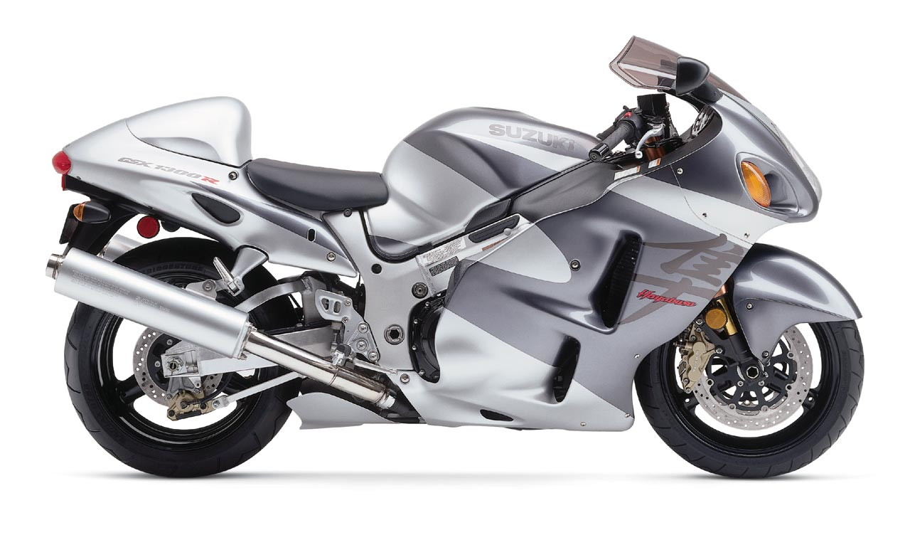 Suzuki Hayabusa Drag Coefficient