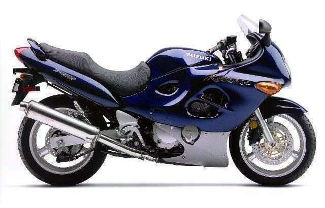 SUZUKI GSX 750 F Katana specs - 1998, 1999 - autoevolution