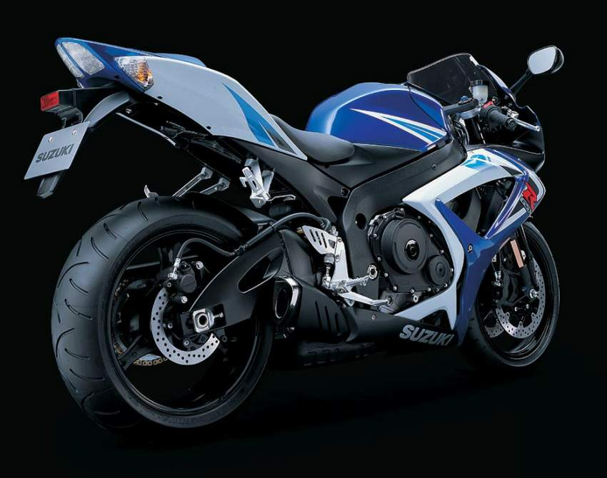 suzuki gsx r 750 specs 2007 2008 autoevolution. Black Bedroom Furniture Sets. Home Design Ideas