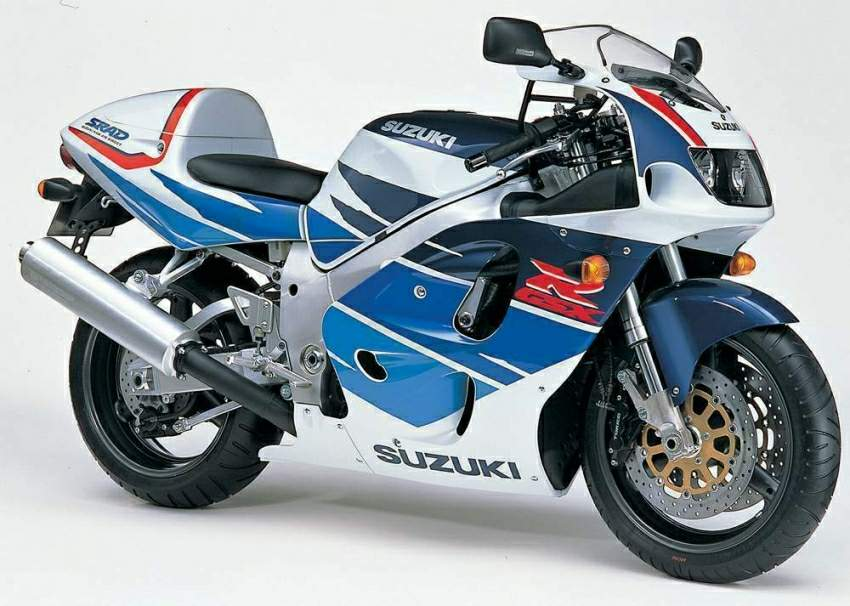 suzuki gsx r 750 srad specs 1996 1997 autoevolution. Black Bedroom Furniture Sets. Home Design Ideas