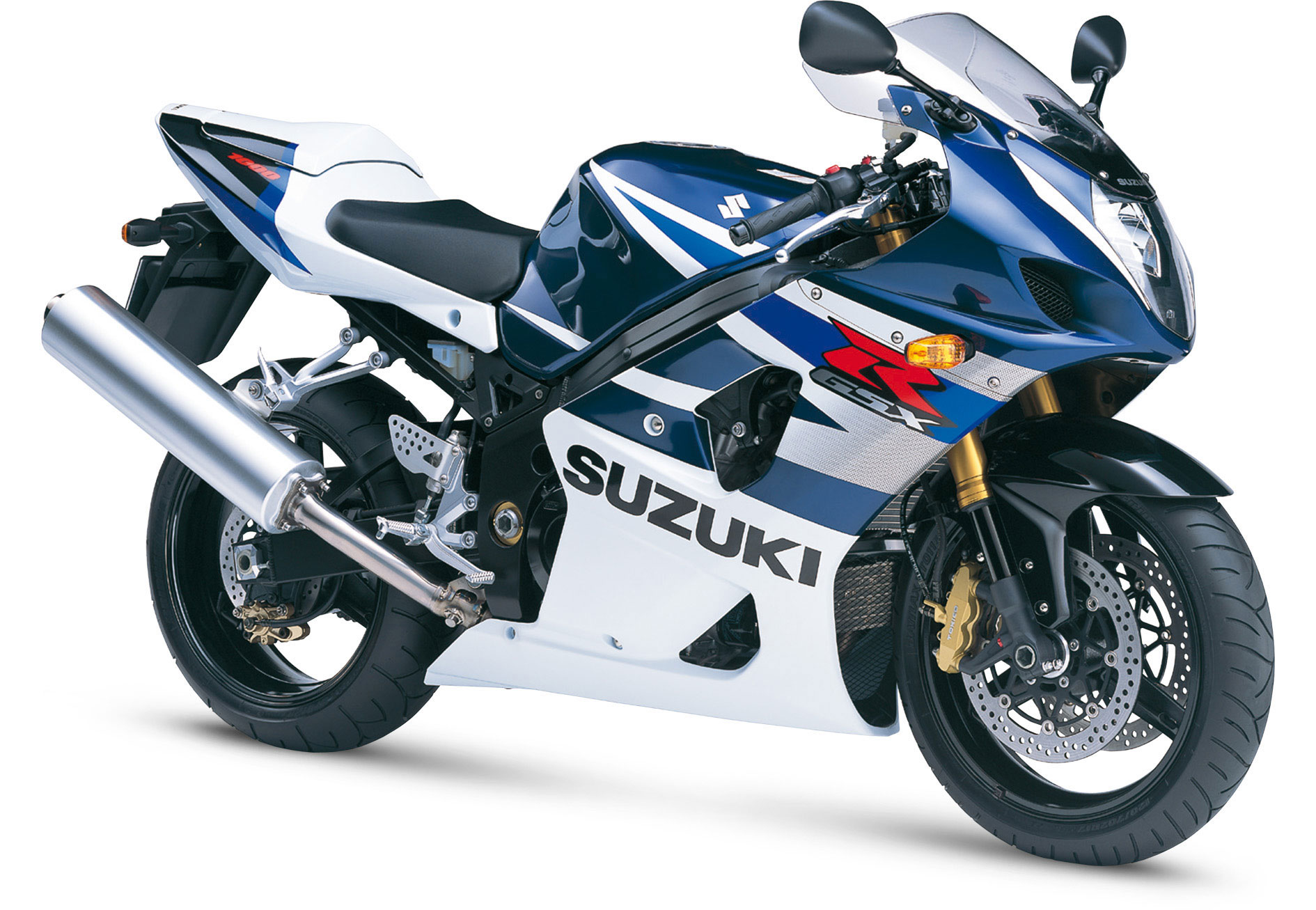 Suzuki Gsx-r1000 - 2003  2004