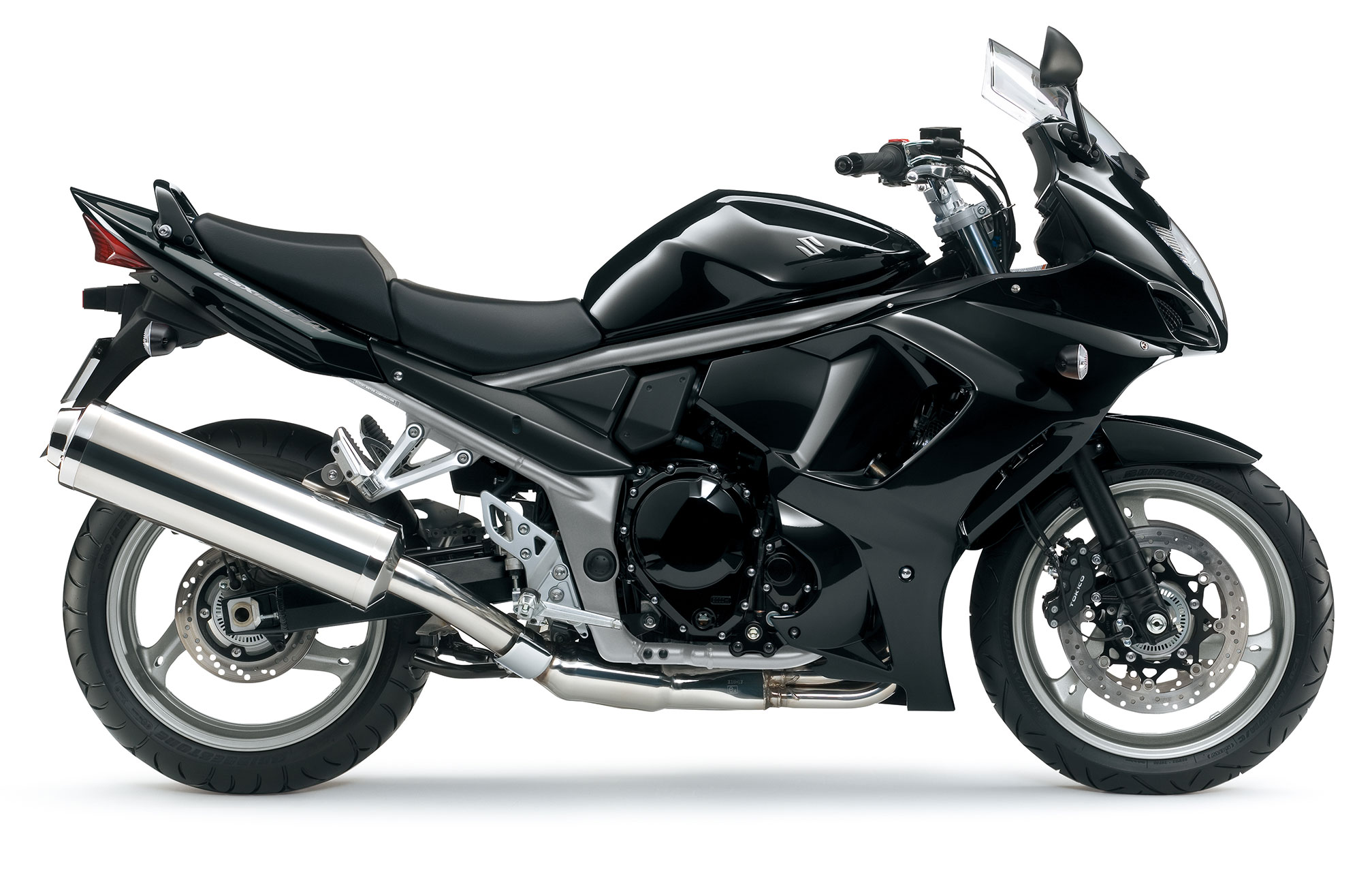 Suzuki Gsx  Fa Horsepower