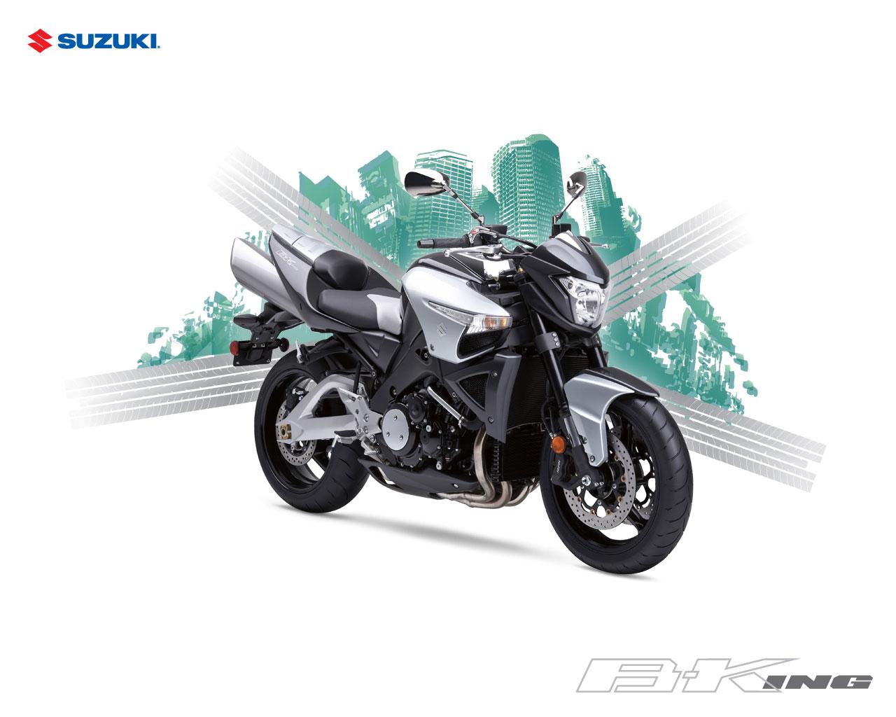 SUZUKI GSX1300BK B-King specs - 2007, 2008 - autoevolution