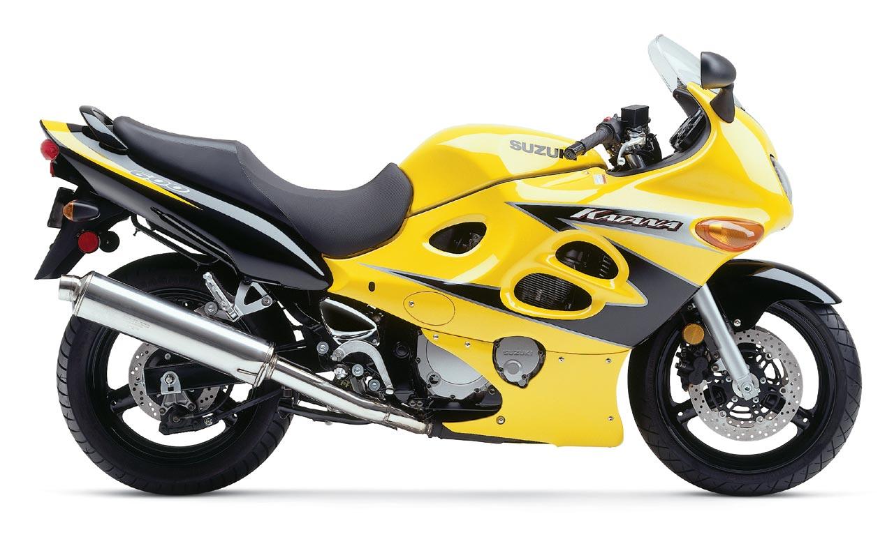 suzuki gsx600f katana specs 2002 2003 autoevolution rh autoevolution com 2006 Katana 600 Review 2002 Katana 600 Fairings