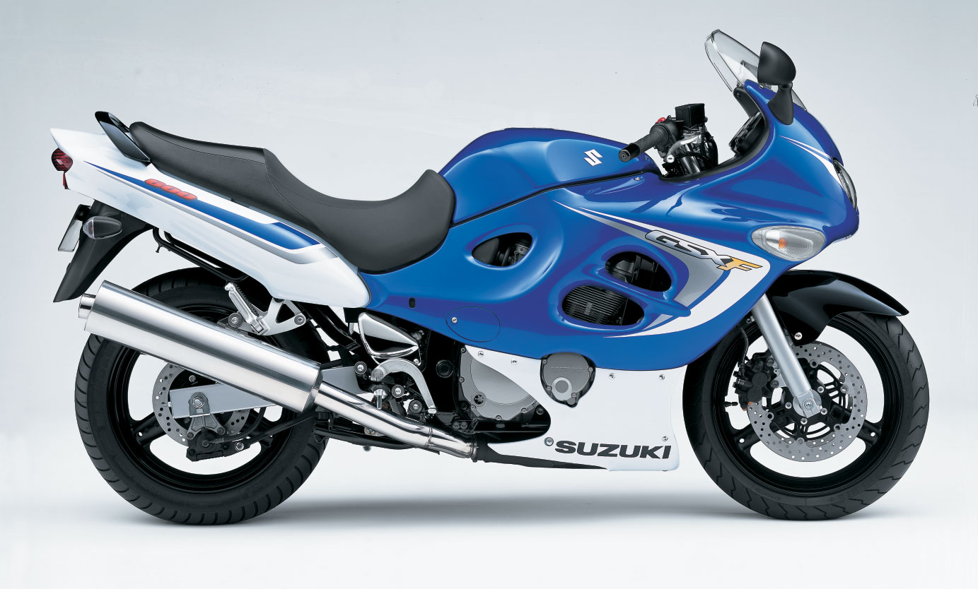 suzuki gsx600f katana specs 2006 2007 autoevolution. Black Bedroom Furniture Sets. Home Design Ideas
