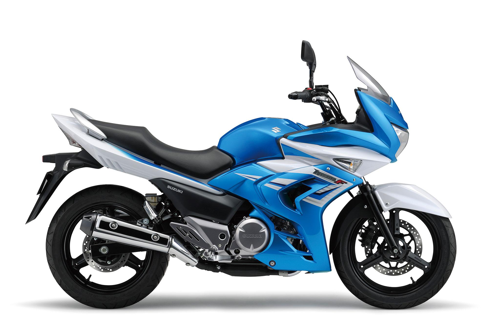 The Bike Advice: Suzuki Inazuma 250 a tough competitor for