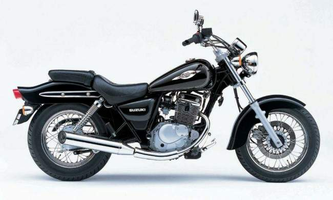 Suzuki Marauder Cc