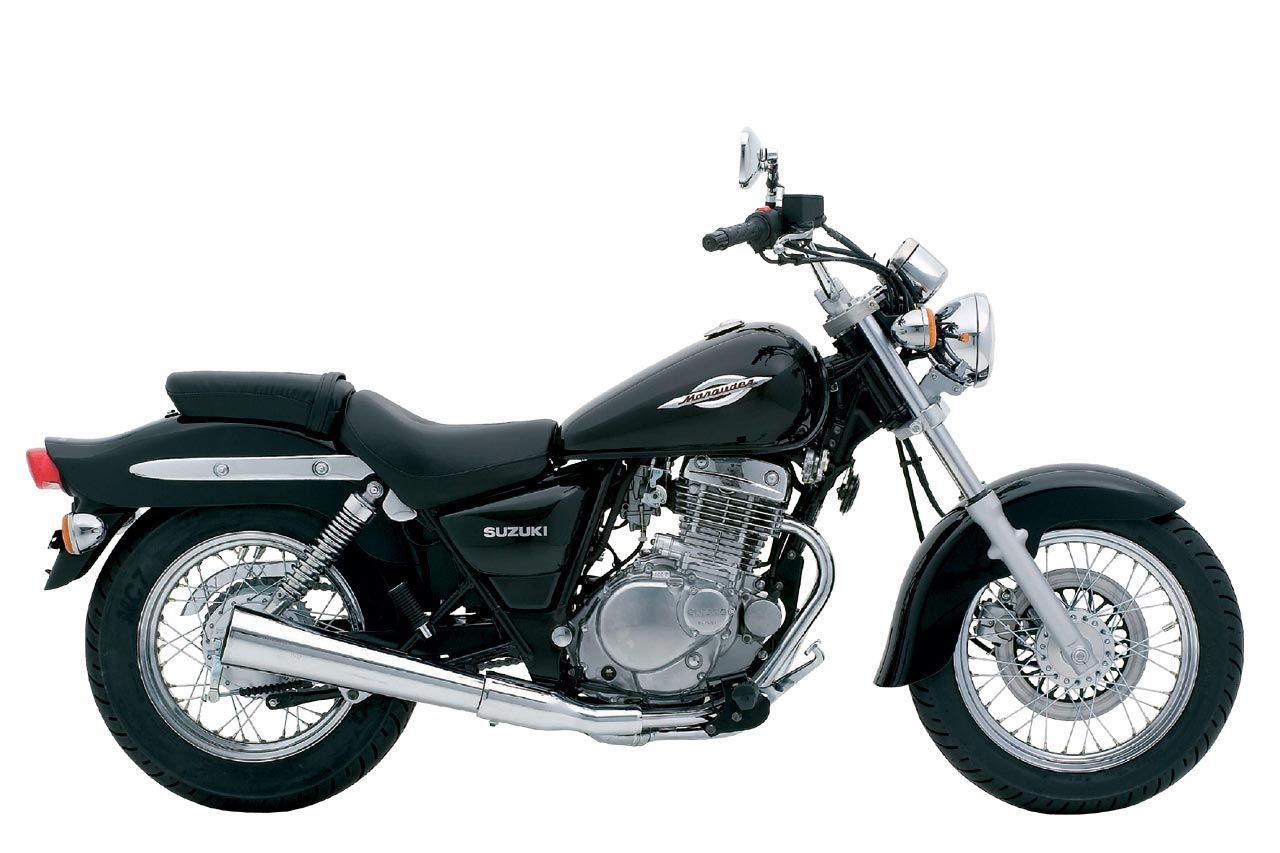 Suzuki Marauder Reviews