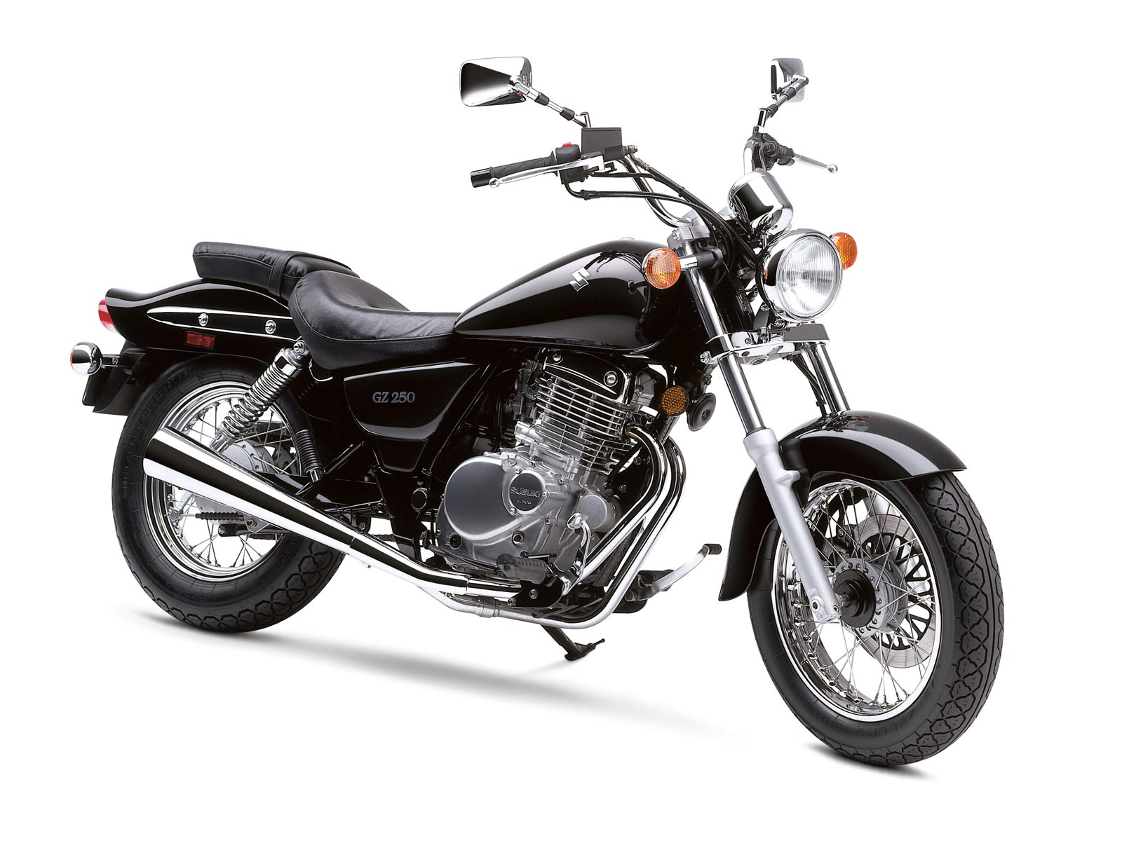 suzuki gz250 marauder specs 2007 2008 autoevolution rh autoevolution com manual de usuario suzuki gz 150 2014 Suzuki Motorcycles
