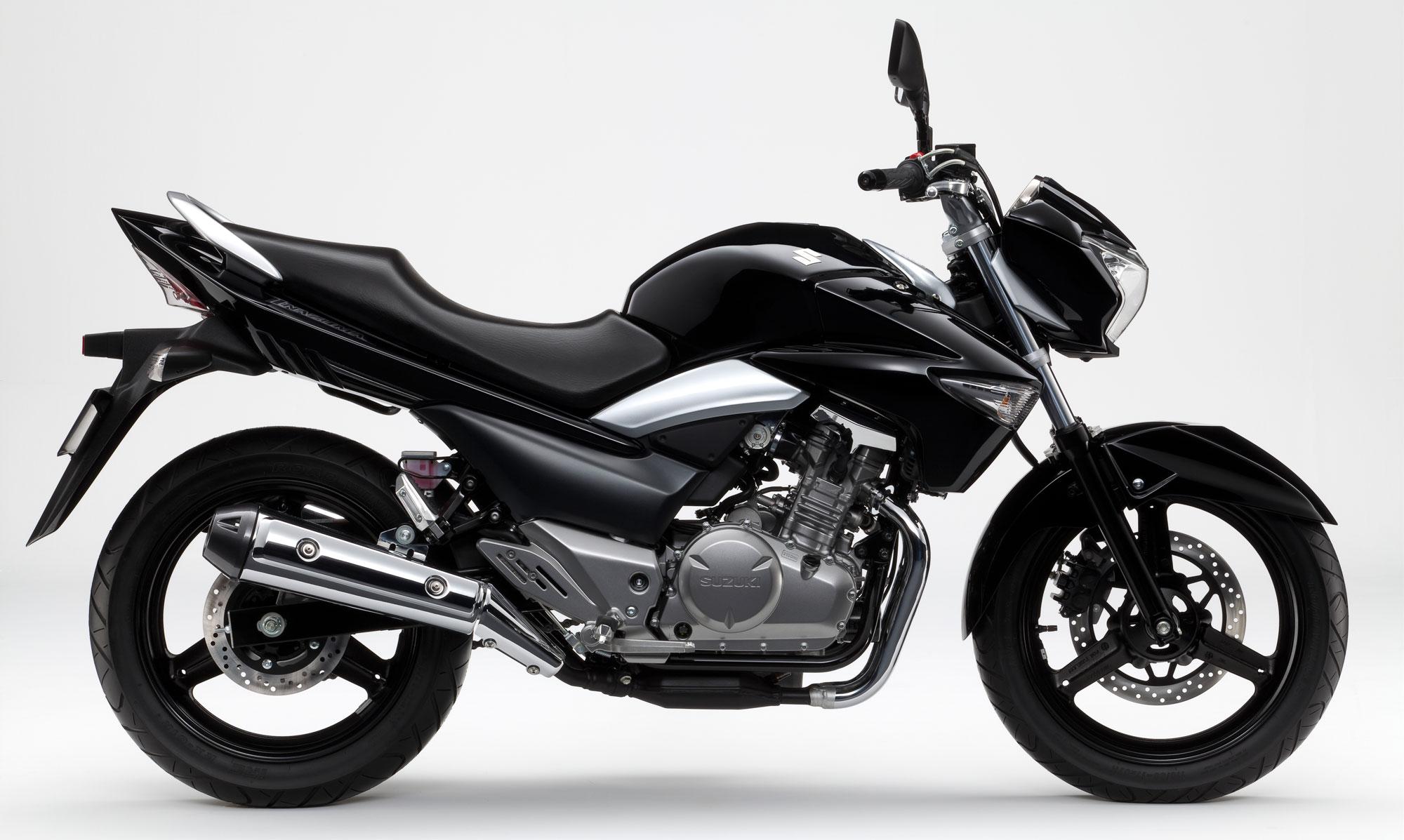 Suzuki inazuma 250 2011 2012