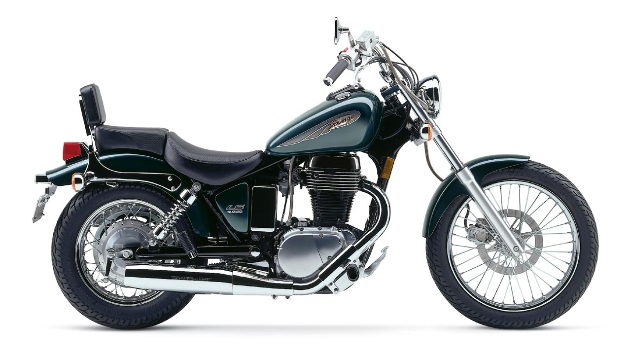 Suzuki Savage Horsepower