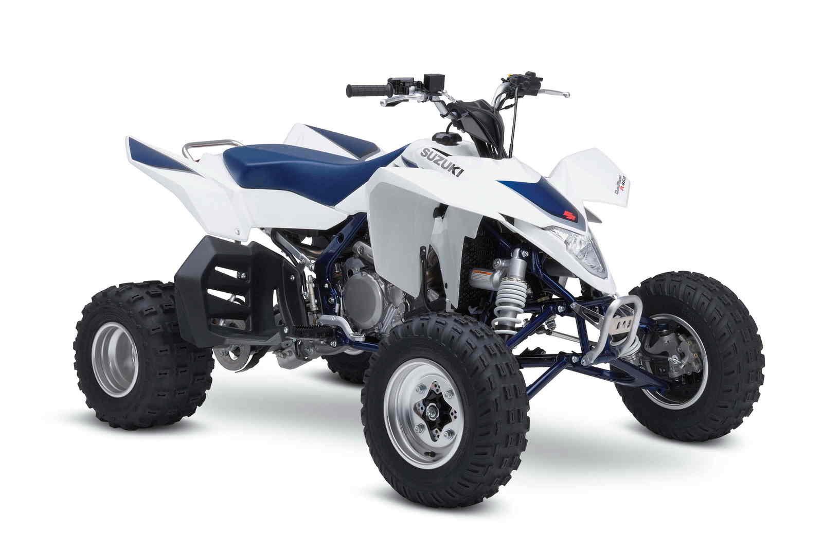 Suzuki Ltr Quadracer Specs
