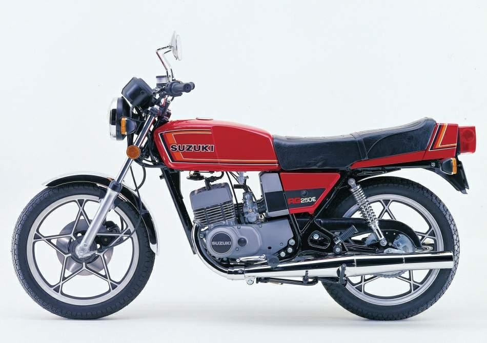 Suzuki Rgv Horsepower
