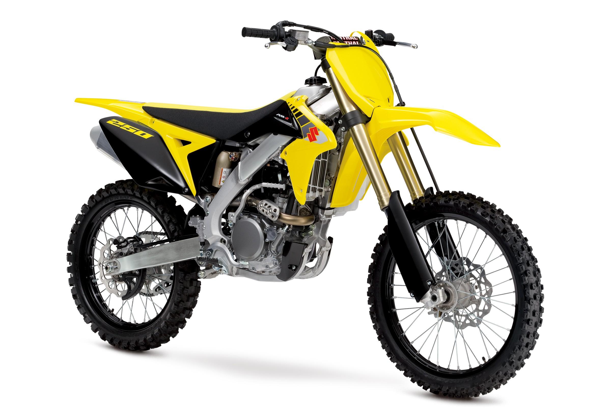 Suzuki Rm Z Hp